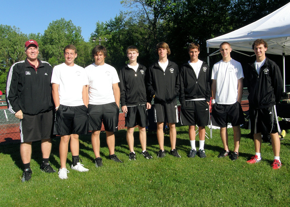 Village Academy Tennis Team