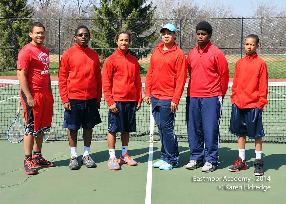 Eastmoor Academy Football Eastmoor Academy Boys Tennis