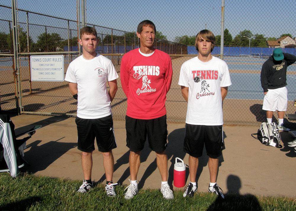Groveport Tennis Team