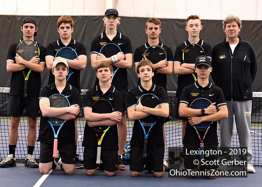 Lexington Tennis Team