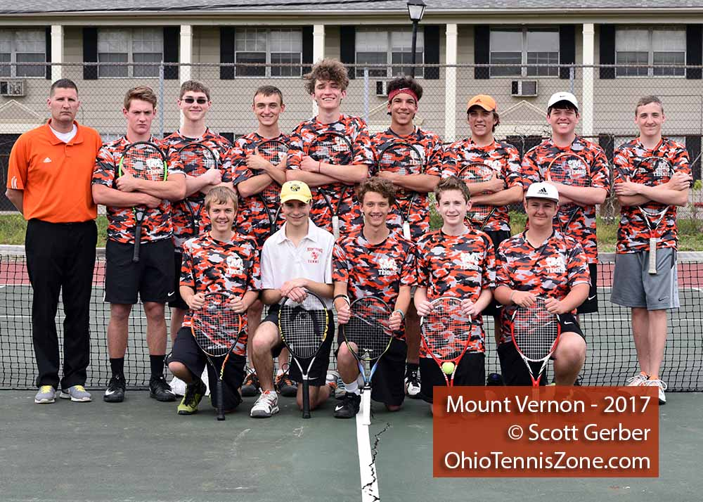 Mount Vernon Tennis Team