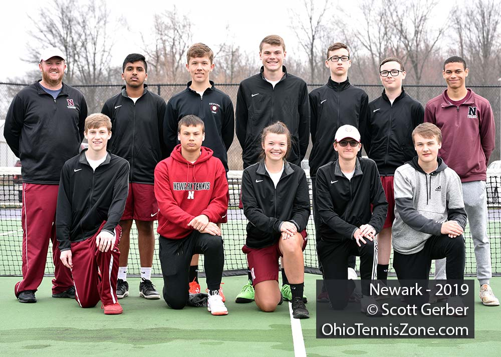 Newark Tennis Team