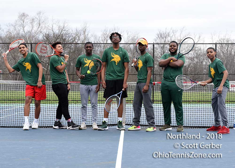 Northland Tennis Team