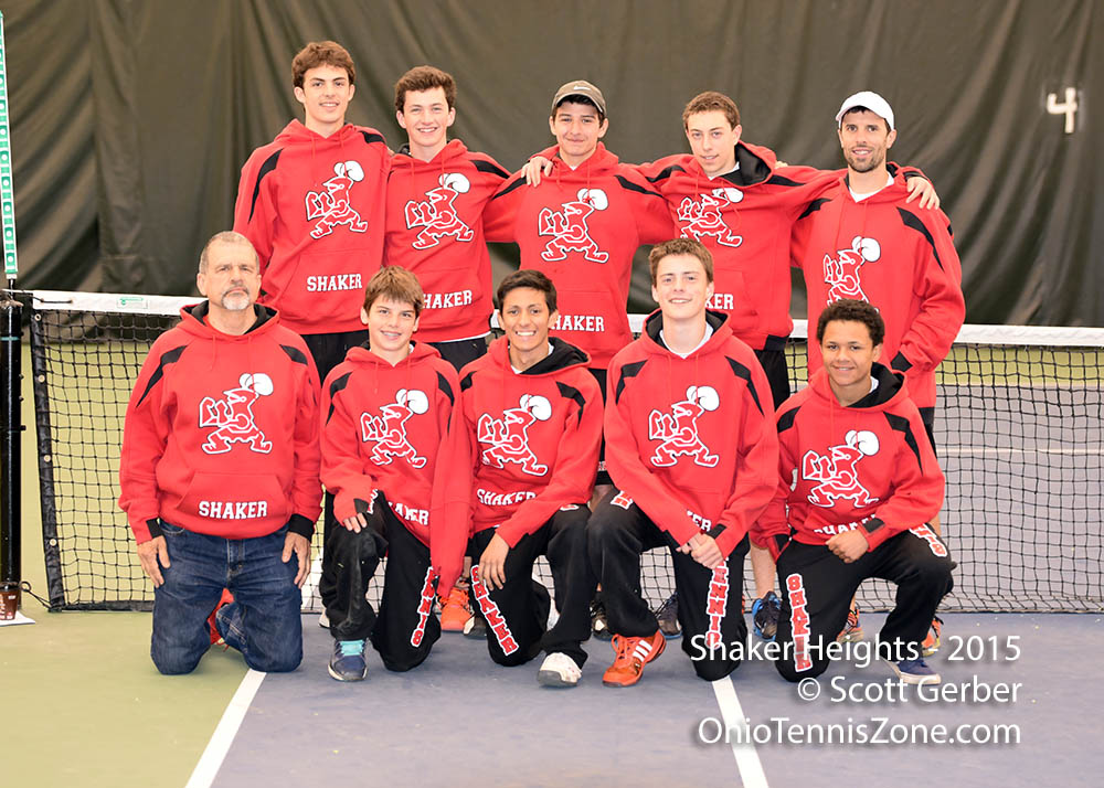 Shaker Heights Tennis Team