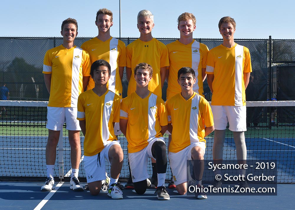 Sycamore Tennis Team