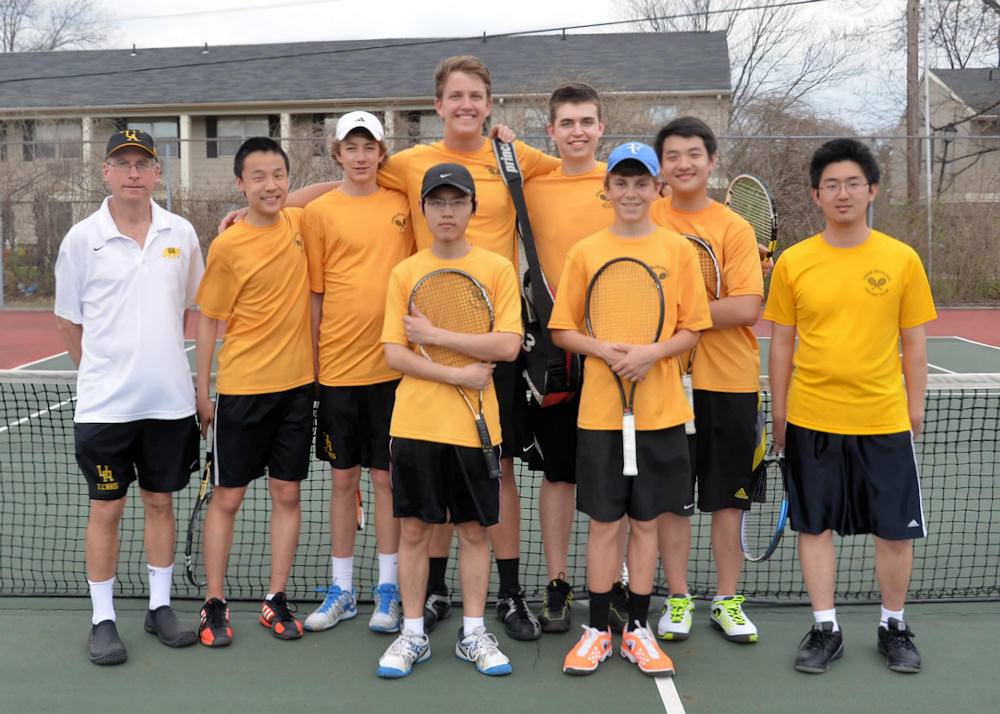 Upper Arlington - B Tennis Team