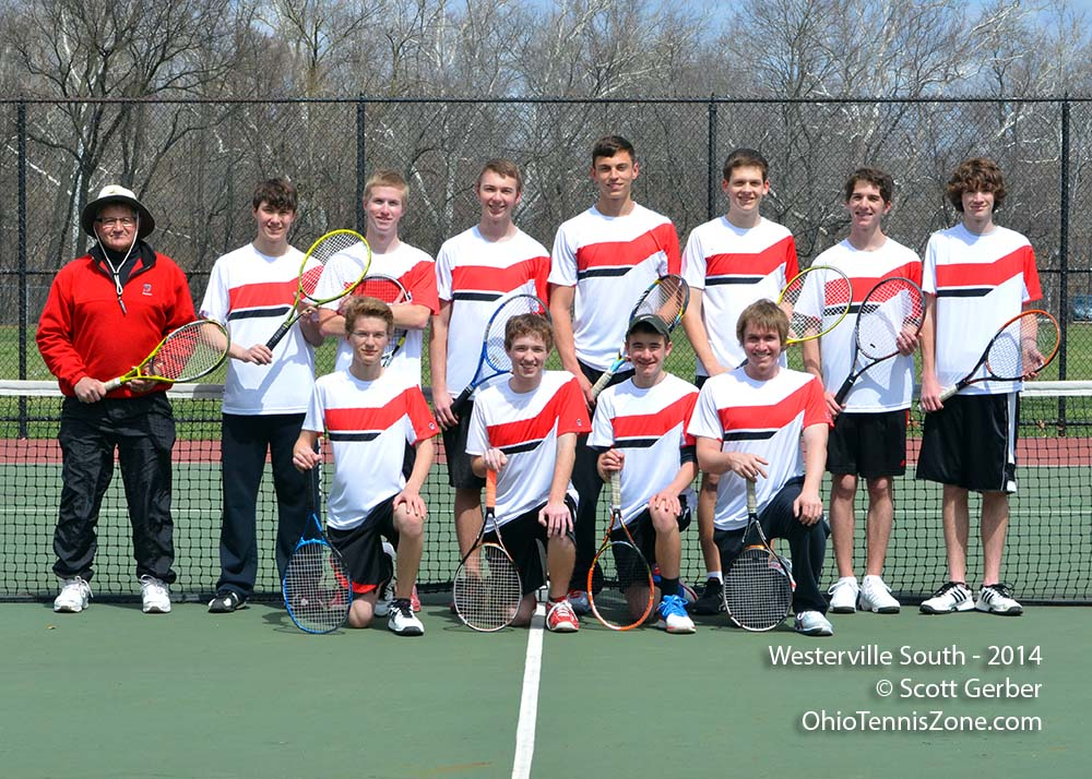 Westerville South Tennis Team