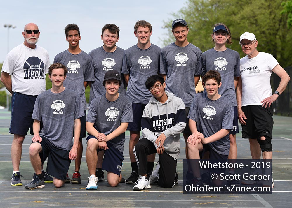 Whetstone Tennis Team