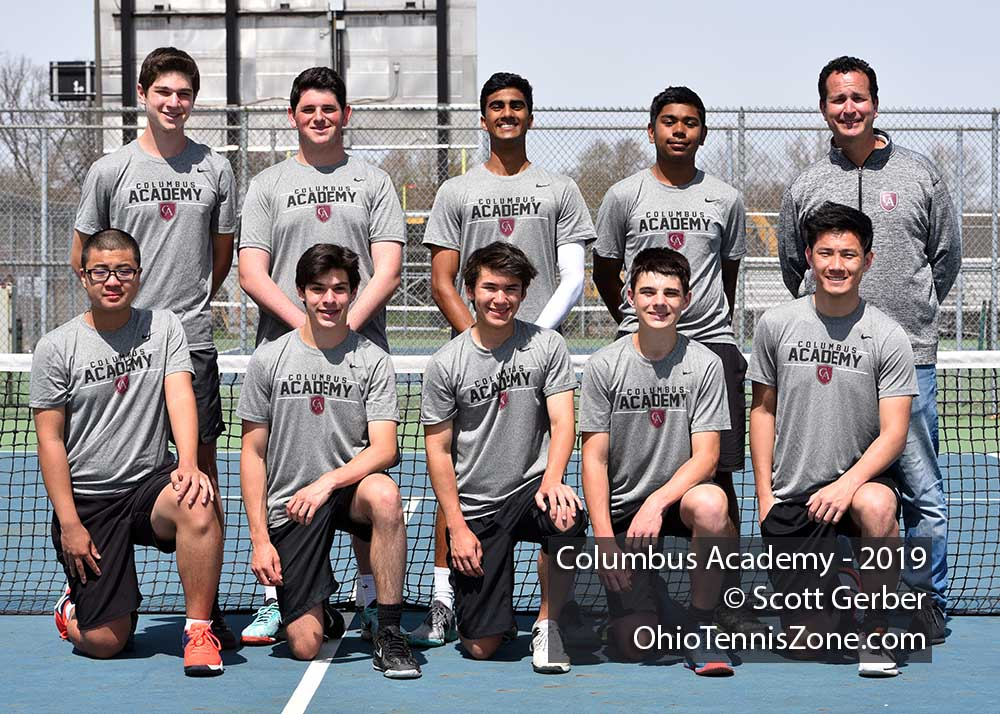 Columbus Academy Tennis Team