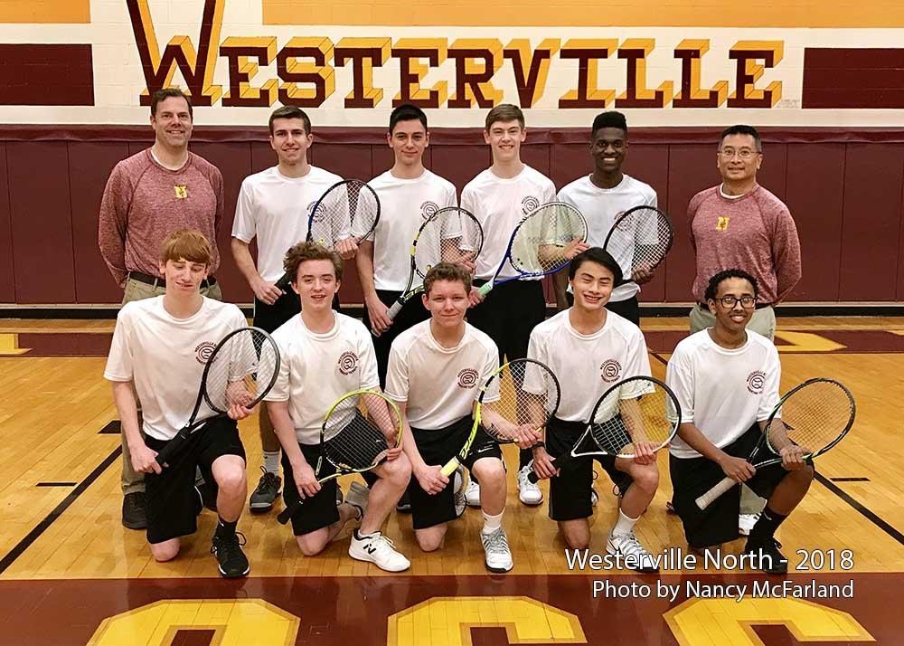Westerville North Tennis Team