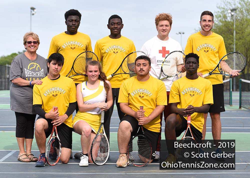 Beechcroft Tennis Team