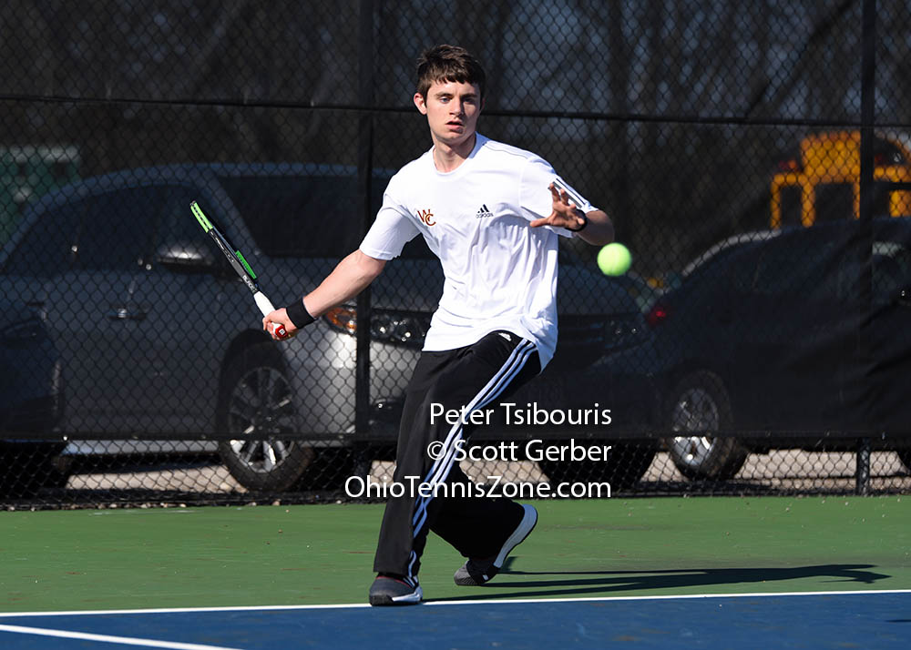 Worthington Christian's Peter Tsibouris