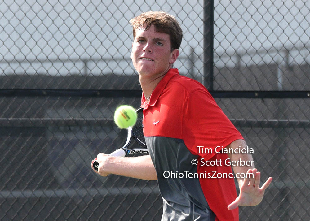 Canfield's Tim Cianciola