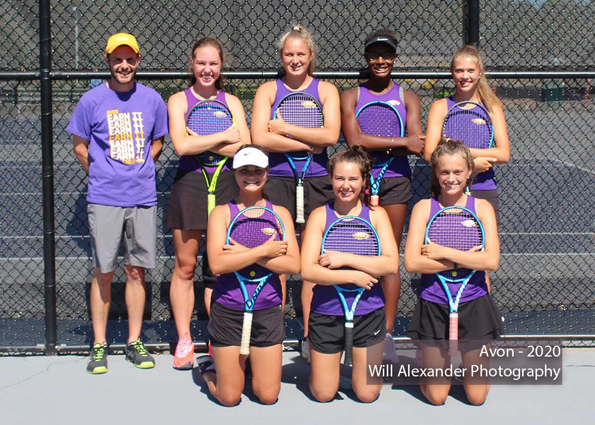 Avon Tennis Team