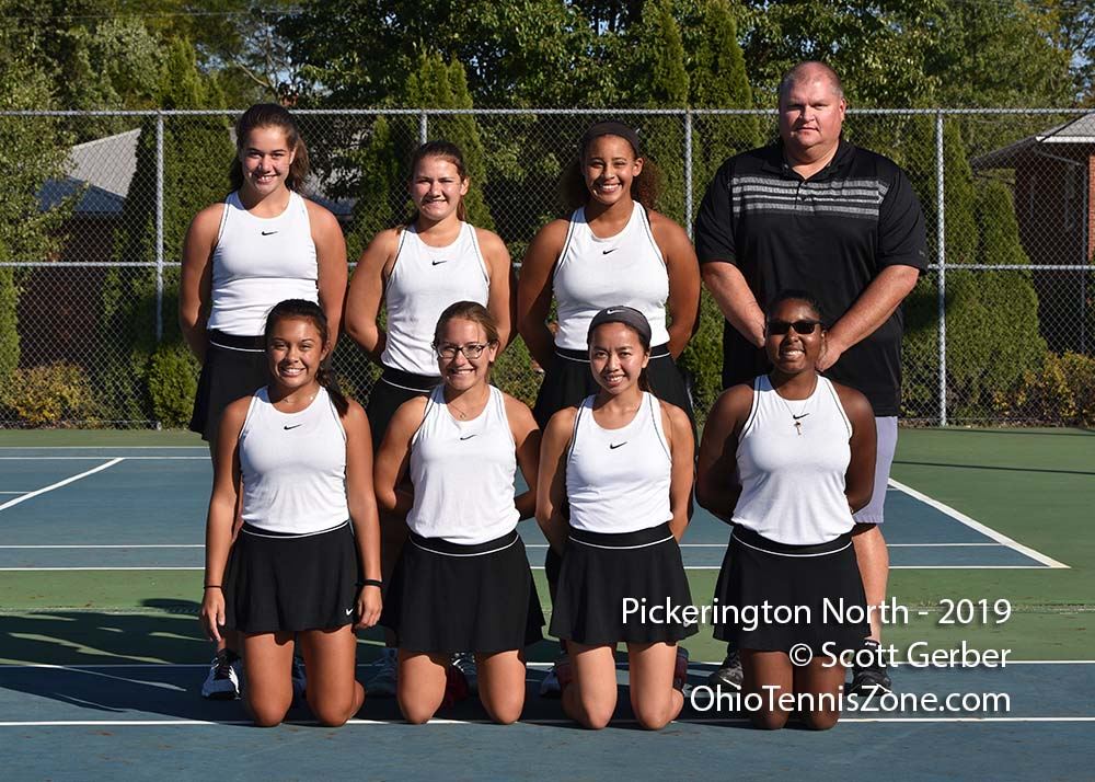 Pickerington North Tennis Team