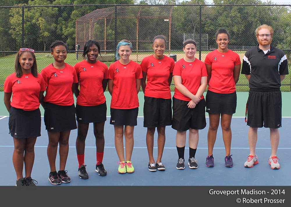 Groveport Madison Tennis Team