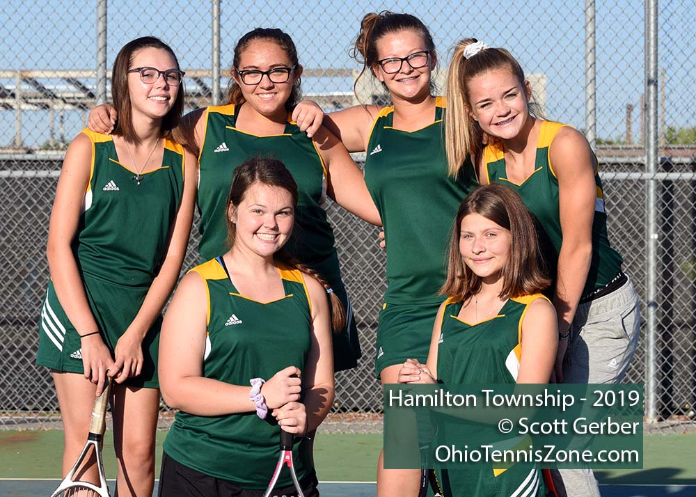Hamilton Township Tennis Team