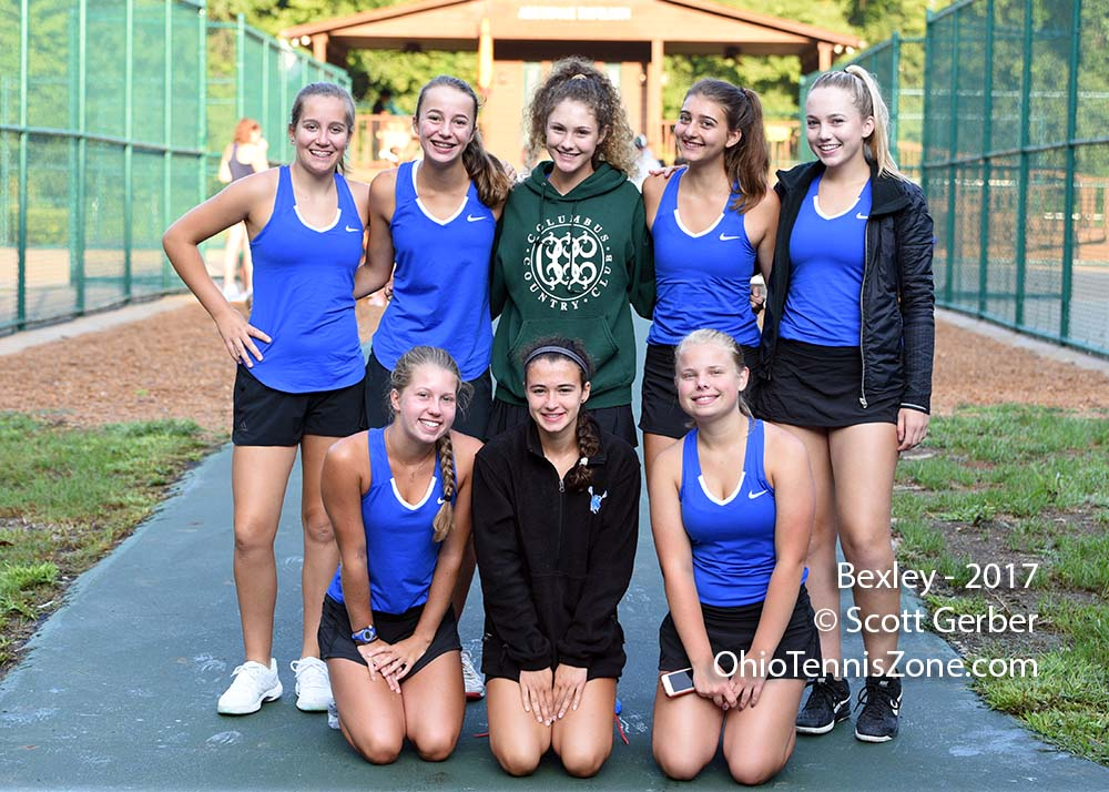 Bexley Tennis Team