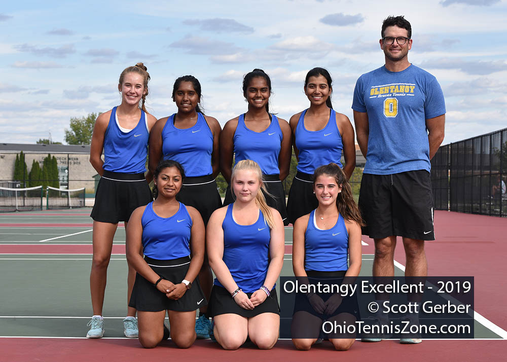 Olentangy Tennis Team