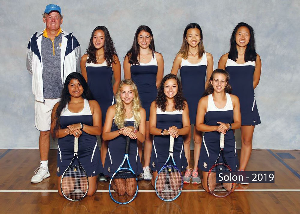 Solon Tennis Team