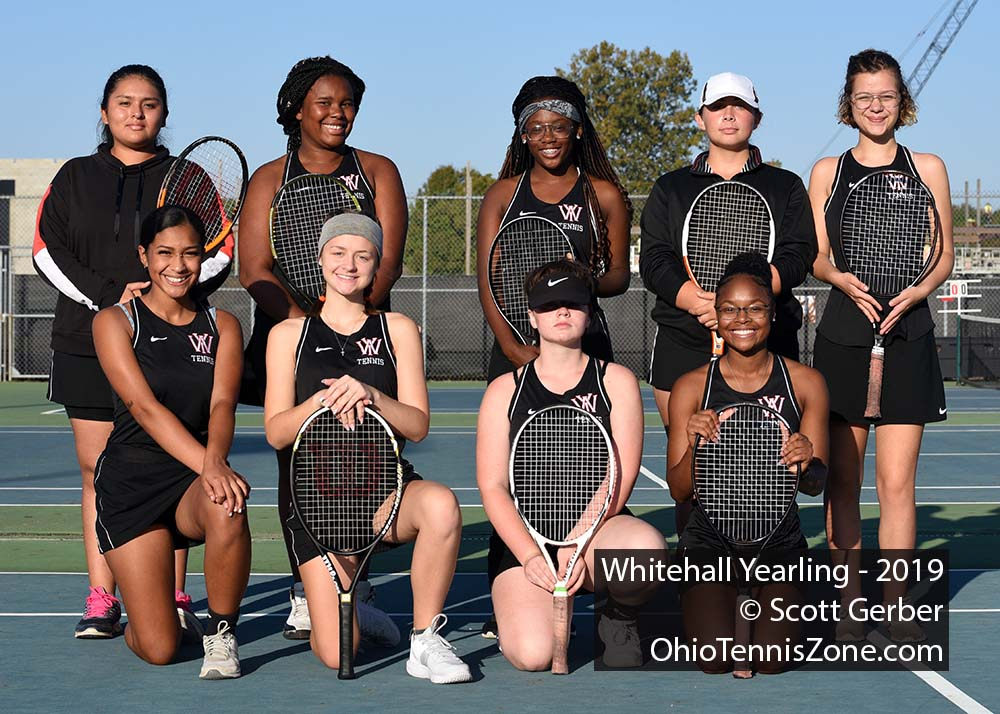 Whitehall Tennis Team