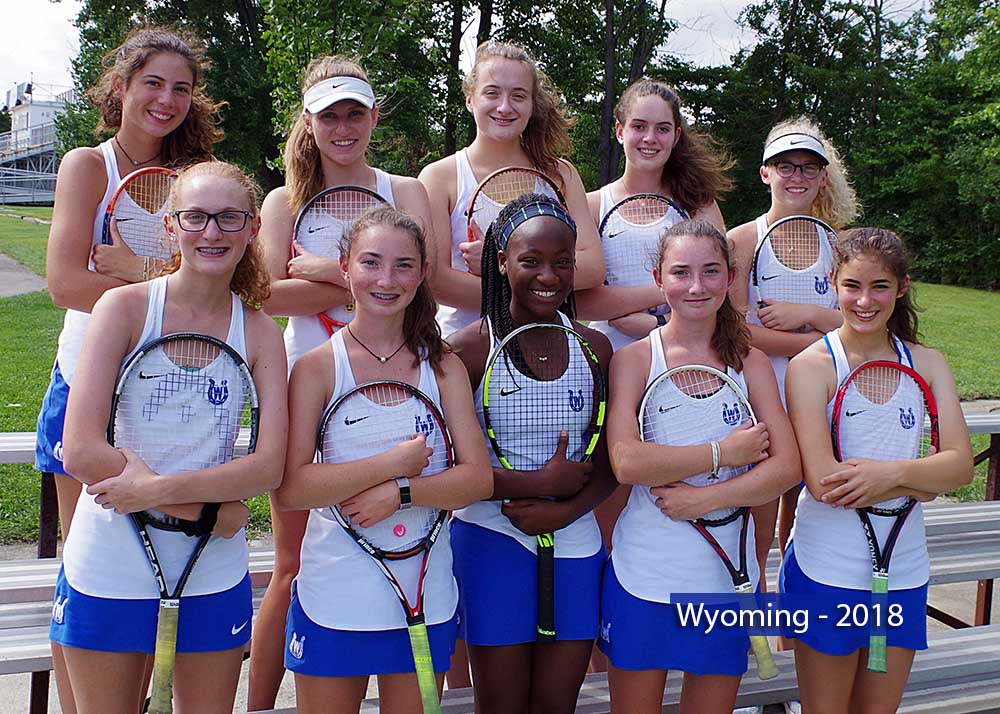 Wyoming Tennis Team