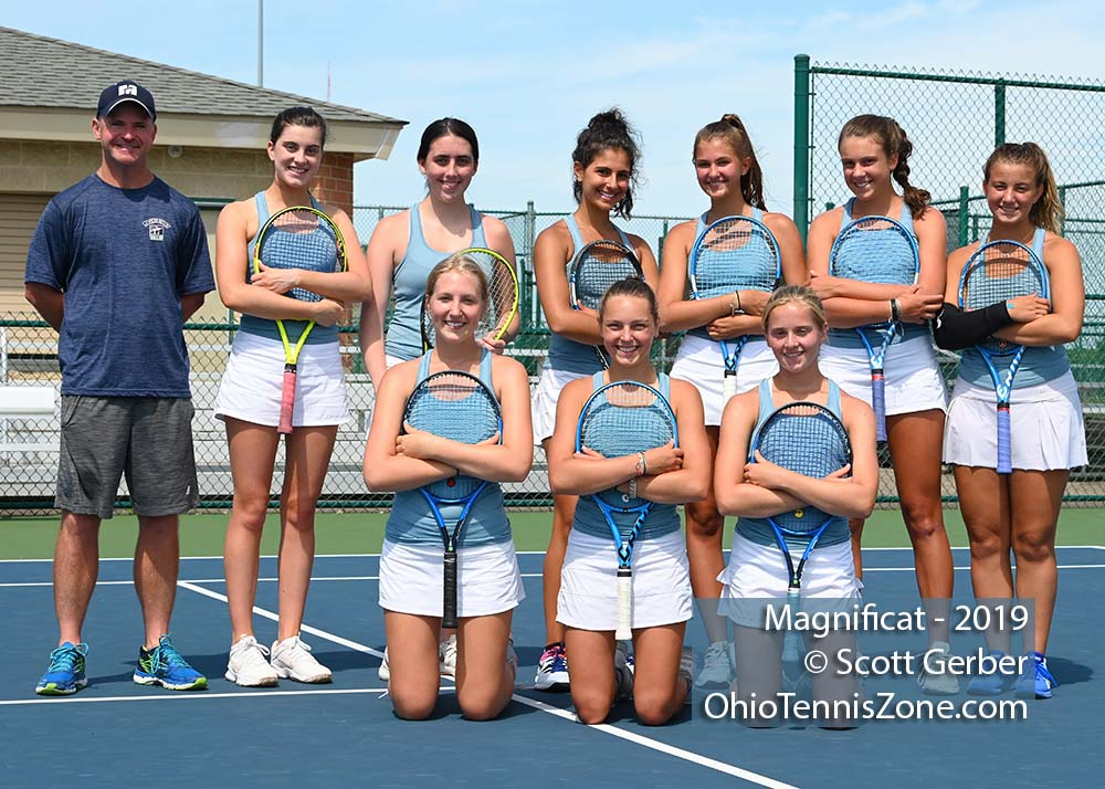 Magnificat Tennis Team