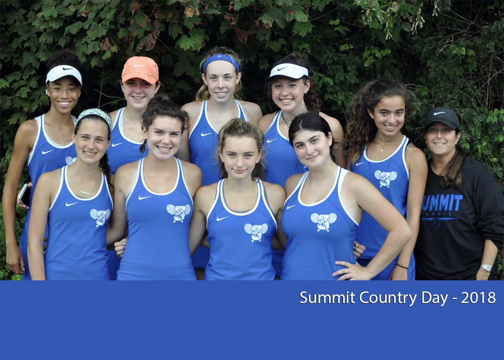 Summit Country Day Tennis Team