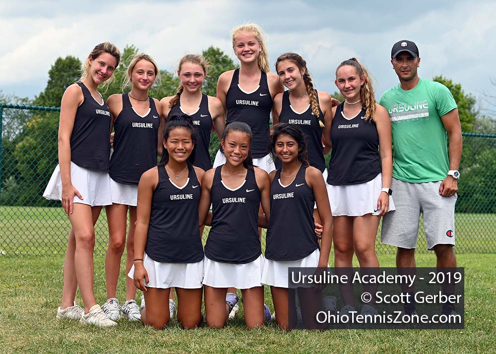 Ursuline Academy Tennis Team