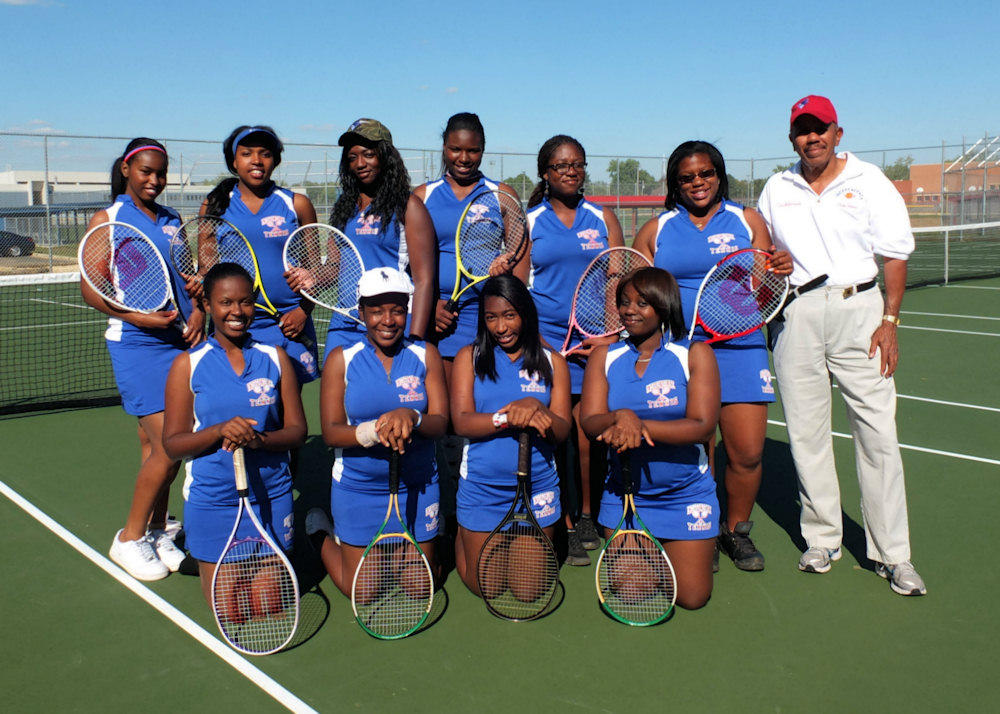 Independence Tennis Team