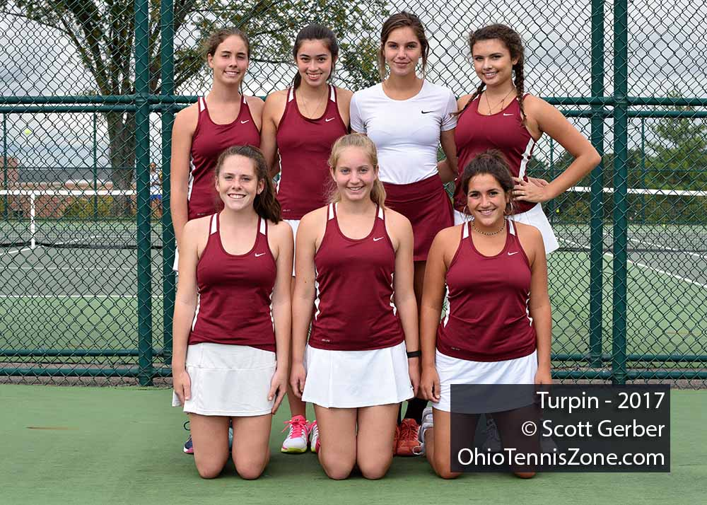 Turpin Tennis Team