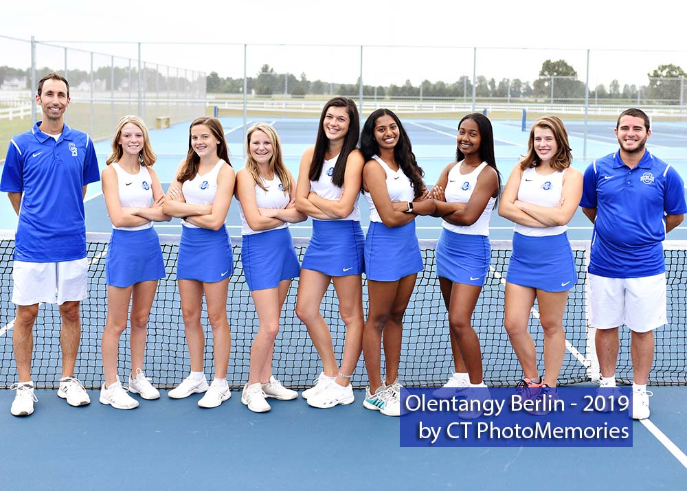 Olentangy Berlin Tennis Team