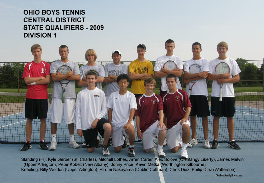 Boys State Qualifiers - 2009