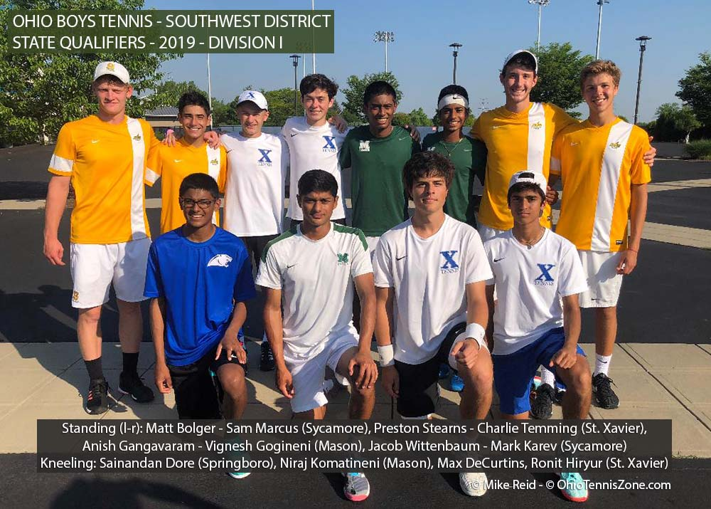 Southwest D1 Qualifiers