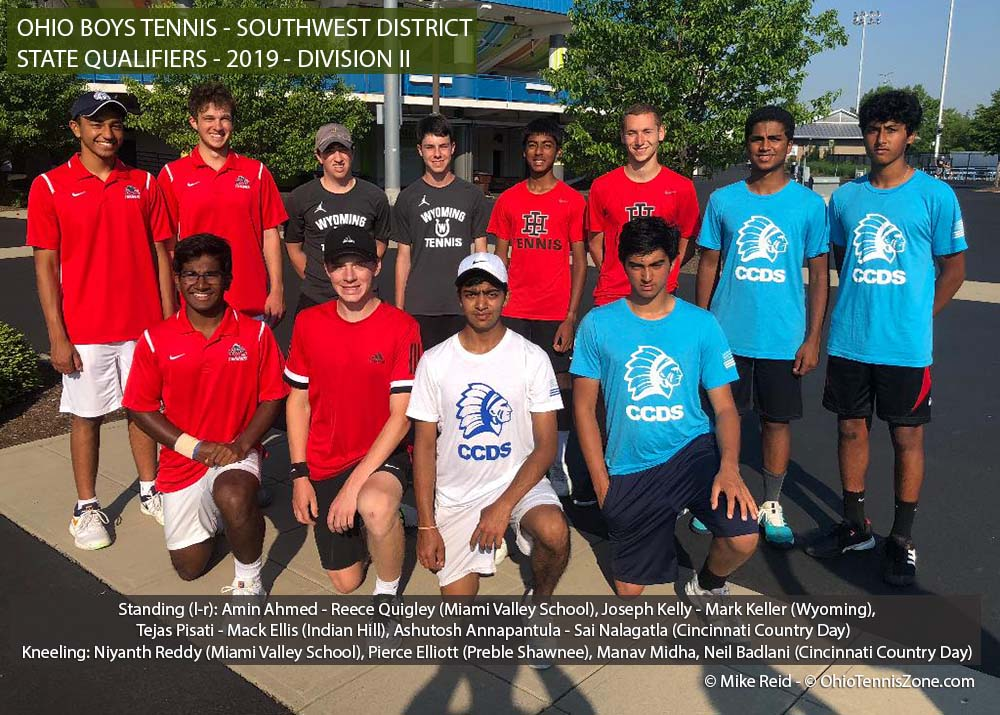 Southwest D2 Qualifiers