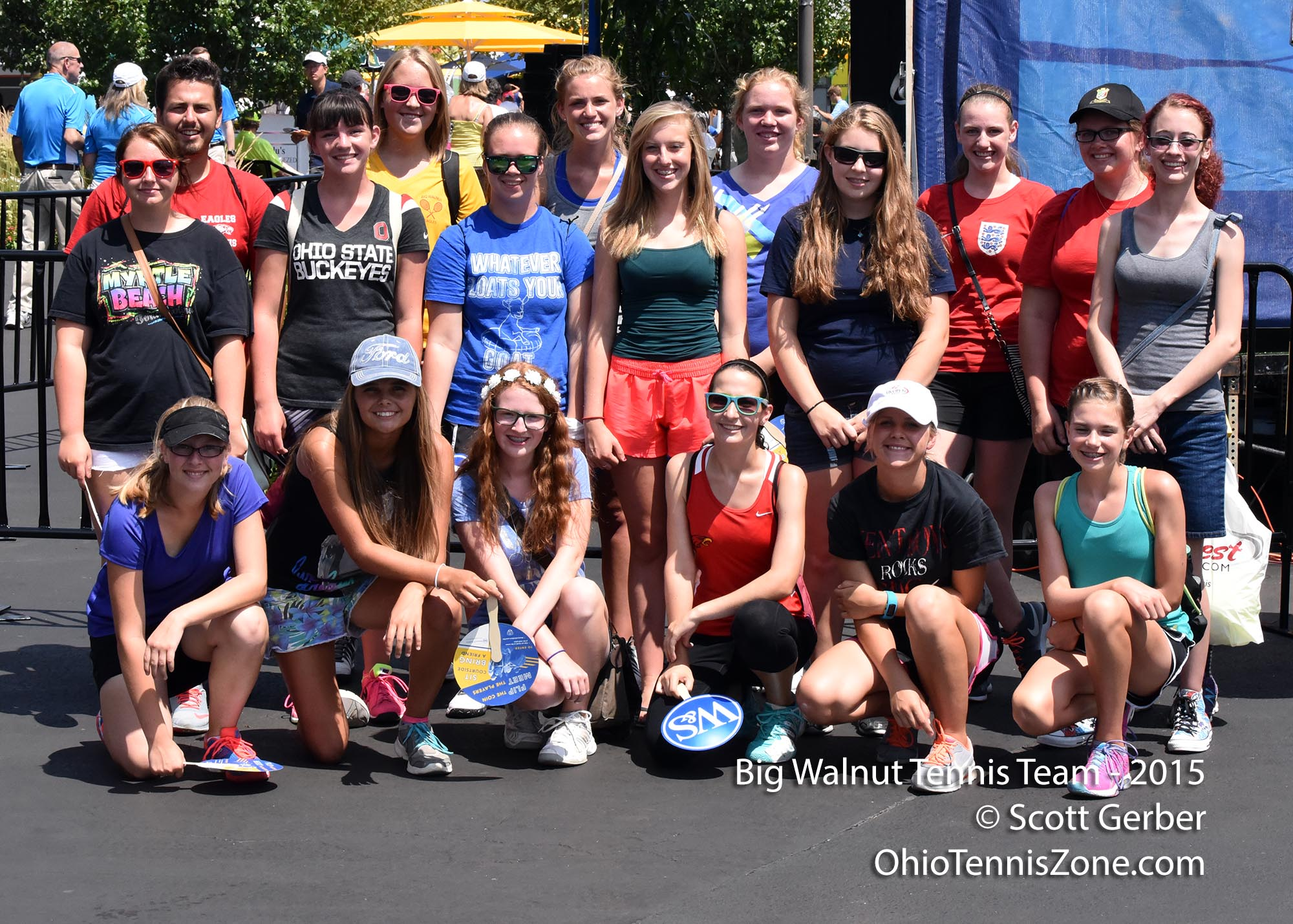 Big Walnut HS Tennis